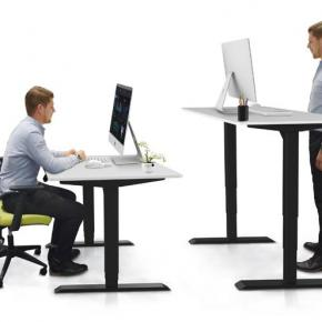 Electric Dual Motor Height Adjustable Desk D1