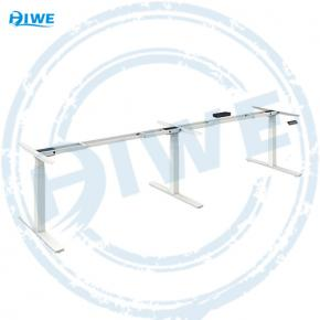 Height Adjustable three motors sit stand desk 3YJRT-ZF3 180°