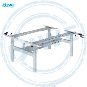 Height Adjustable Cranked bench workstation (02YJHT-A-E-L)x2